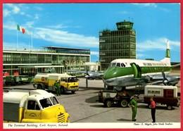 -- CORK AIRPORT / THE TERMINAL BUILDING -- - Cork