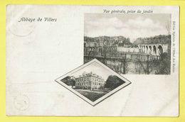 * Villers La Ville (Waals Brabant - Wallonie) * (Edition Spéciale De L'hotel Des Ruines) Abbaye De Villers, Vue Générale - Villers-la-Ville
