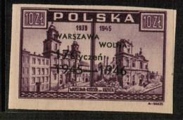 POLAND  Scott # 388* VF MINT LH (Stamp Scan # 489) - 1944-.... Republic