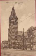 Merksem Merxem St-Franciscuskerk - Antwerpen