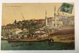 AK  TURKEY  CONSTANTINOPLE   1922. - Turkey