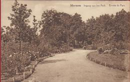 Merksem Merxem Ingang Van Het Park - Antwerpen