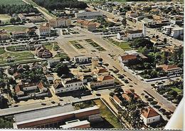 Portugal - Angola Ex. Colónia Portuguesa -Cidade De Silva Porto  Vista Aérea . - Portugal