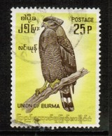 BURMA  Scott # 204 VF USED (Stamp Scan # 489) - Myanmar (Burma 1948-...)