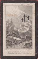 Egidius Togaert Maria Deboodt Belens Releghem St-Jans-Molenbeek Molenbeek 1892 Doodsprentje Bidprentje Image Mortuaire - Images Religieuses