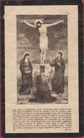 Maria Schaetsaert Desire Hutsebout Sint-Niklaas Waas Waasland Doodsprentje Bidprentje Image Mortuaire - Images Religieuses