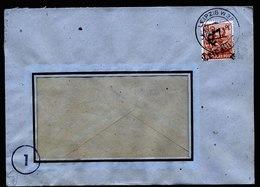 A6150) SBZ Brief Handstempel 27 Leipzig 33 29.06.48 Mit EF Mi.174V - Sowjetische Zone (SBZ)