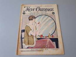 Revue Ancienne Broderie Mon Ouvrage 1925 N° 67  & - Riviste: Abbonamenti