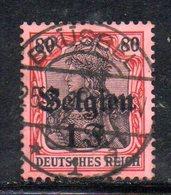 APR511 - BELGIO Occupazione 1916 , Unificato N. 22  Usato  (2380A). - Germania