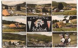 "CPSM - SIENSBACH - Im ELZTAL - Gasthof Camping ""Elzblick"" - Autres"