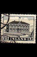 ISLAND ICELAND [1952] MiNr 0277 ( O/used ) Architektur - 1944-... Republik