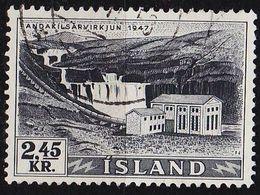 ISLAND ICELAND [1956] MiNr 0308 ( O/used ) Landschaft - 1944-... Republik