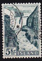 ISLAND ICELAND [1956] MiNr 0310 ( O/used ) Landschaft - 1944-... Republik