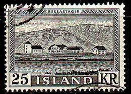 ISLAND ICELAND [1957] MiNr 0319 ( O/used ) Landschaft - 1944-... Republik