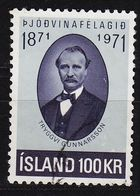 ISLAND ICELAND [1971] MiNr 0456 ( O/used ) - 1944-... Republik