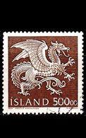 ISLAND ICELAND [1989] MiNr 0703 ( O/used ) Tiere - 1944-... Republik