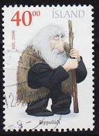 ISLAND ICELAND [2000] MiNr 0967 A ( O/used ) - 1944-... Republik