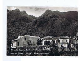CAVA DE TIRRENI ( SALERNO ) BADIA - HOTEL SCAPOLATIELLO - EDIZ. METONTI - 1959  (3230) - Cava De' Tirreni