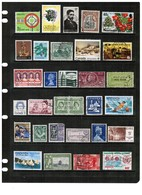 BRITISH COMMONWEALTH---Collection Of USED DL-680 - Collections (without Album)