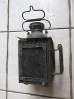 Lanterne - Ausrüstung