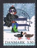 Denmark 2010 Winter 5k.50 Good/fine Used [13/13821/ND] - Denmark