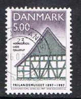 Denmark SG1113 1997 Open Air Museum 5k Good/fine Used [13/13815/6D] - Denmark