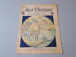 Revue Ancienne Broderie Mon Ouvrage 1924 N° 42 & - Riviste: Abbonamenti