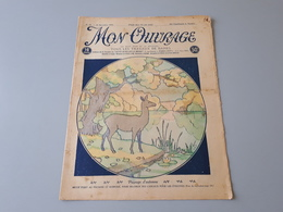 Revue Ancienne Broderie Mon Ouvrage 1924 N° 42 & - Magazines: Abonnements