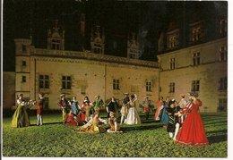 """L35B552 - Les Châteaux De La Loire - Fête Renaissance D'Amboise, Soirée """"A La Cour Du Roy"""" - GREFF N°374.39 - Amboise"""