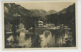 SUISSE - Blausee An Der Lötschbergroute Gegen Den Niesen - BE Berne