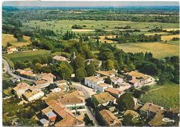 CUBZAC LES PONTS  - 33 -  Vue Aérienne Du Bourg - BES4/SAL1  - - Cubzac-les-Ponts