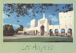 USA Unused Olympic Postcard Memorial Coliseum - Ete 1984: Los Angeles