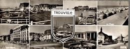 CPSM Trouville Multivues - Trouville