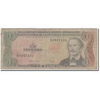 Billet, Dominican Republic, 1 Peso Oro, KM:126c, B - Dominicaine