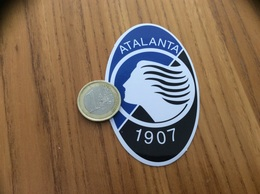 AUTOCOLLANT, Sticker «ATALANTA 1907 (Atalanta Bergamasca Calcio)» (Italie, Logo Club De Football) - Autocollants