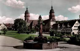CPSM - FREUDENSTADT - Vue De La Ville - Marktplatz - Freudenstadt
