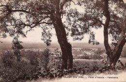 CPA   60   FLEURINES---FORET D'HALATTE - France