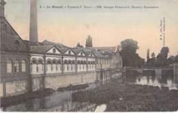 28 - ( INDUSTRIE Usine ) LE MOUSSEL : Papeteries F. Didot ( MM G. Olmer Et G. Hesbert - Successeurs ) CPA - Eure Et Loir - France