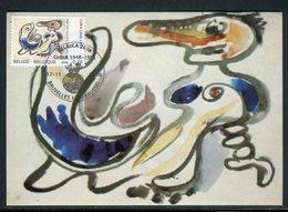 Belgique - Carte Maximum 2006 - Oeuvre De Asger Jorn - 2001-2010