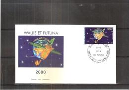 FDC Wallis & Futuna - Uvea Mo Futuna 2000  (à Voir) - FDC