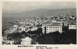 Liban - Beyrouth - Panorama - Líbano