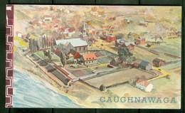 Iroquois + Caughnawaga + Kateri Tekakwitha; Livret De 8 Cartes Postales / Booklet Of 8 Post Cards(1606) - Autres