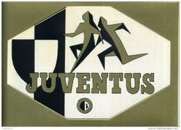 Vecchio ADESIVO Della JUVENTUS - JUVE (CALCIO) NUOVO - Calcio
