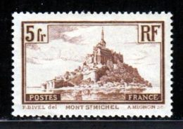 France 1929 Yvert 260a ** TB Type 1 - France