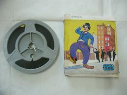 Charlie Chaplin - Film Super 8 (Mini-Film) - Charlot Sarto 3° Tempo B.n. - Altre Collezioni