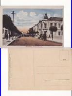 Romania,Rumanien,Roumanie  -       Bacau- Strada Centrala - Romania