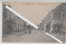 LOT 1071 DIGOIN AV DE LA GARE - Digoin