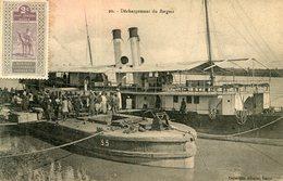 SENEGAL(BATEAU) BORGNIS - Sénégal