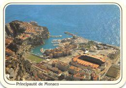 Monaco (Monaco) - Fontvieille - Village Et Le Rocher - Monaco