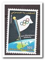 Djibouti 1996, Postfris MNH, Olympic Games - Djibouti (1977-...)